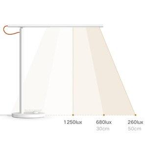 Image 4 - החדש Xiaomi Mijia חכם שלט רחוק שולחן שולחן מנורת 1 S 4 מצבי תאורה עמעום קריאת אור מנורת עם Mijia homeKit APP