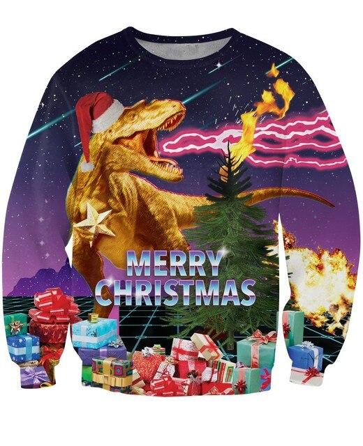 merry christmas hoodie crewneck fresh prince christmas sweatshirt 3d carlton swetshirt women men outerwear christmas hat - Christmas Hoodie