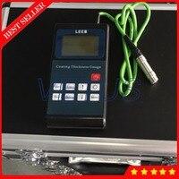 Leeb210 0~1250um Digital Meter Coating Thickness Gauge for aluminum chromium copper zinc rubber paint tester