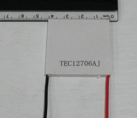 Free Shipping!  1pcx  Semiconductor Refrigeration TEC12706AJ New A-class Cooling Chip Large Temperature Difference