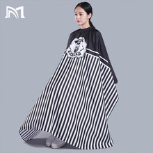 1PC 140*160CM Hairdresser Capes Salon Barber Cutting Hair Waterproof Cloth Salon Barber Gown Cape Hairdresser Hair Dresser Wrap