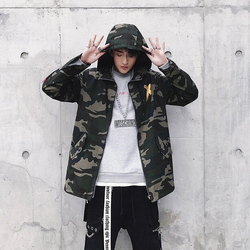 Mannen camouflage Jas X Jas Jassen Hip Hop Camo Zondag Jassen Us Size S XL-in Jassen van Mannenkleding op AliExpress - 11.11_Dubbel 11Vrijgezellendag 3