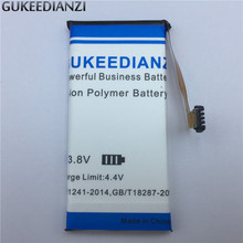 GUKEEDIANZI BK76100 Mobile Phone Li-ion Replacement 100% New Stable 1500mAh High Quality Battery For HTC One V T320e G24 Primo(China)
