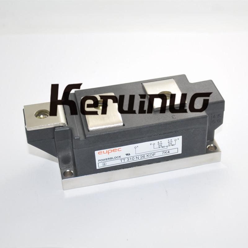TT310N26KOF   NEW IGBT ORINGINAL MODULE 310A-2600V  IN STOCKTT310N26KOF   NEW IGBT ORINGINAL MODULE 310A-2600V  IN STOCK