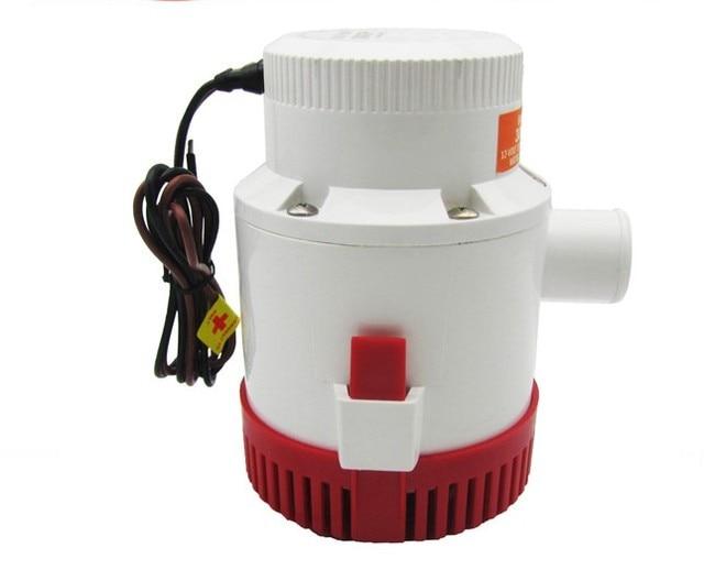 Dc7v Submersible Boat Bilge Water Pump 3000gph Dc