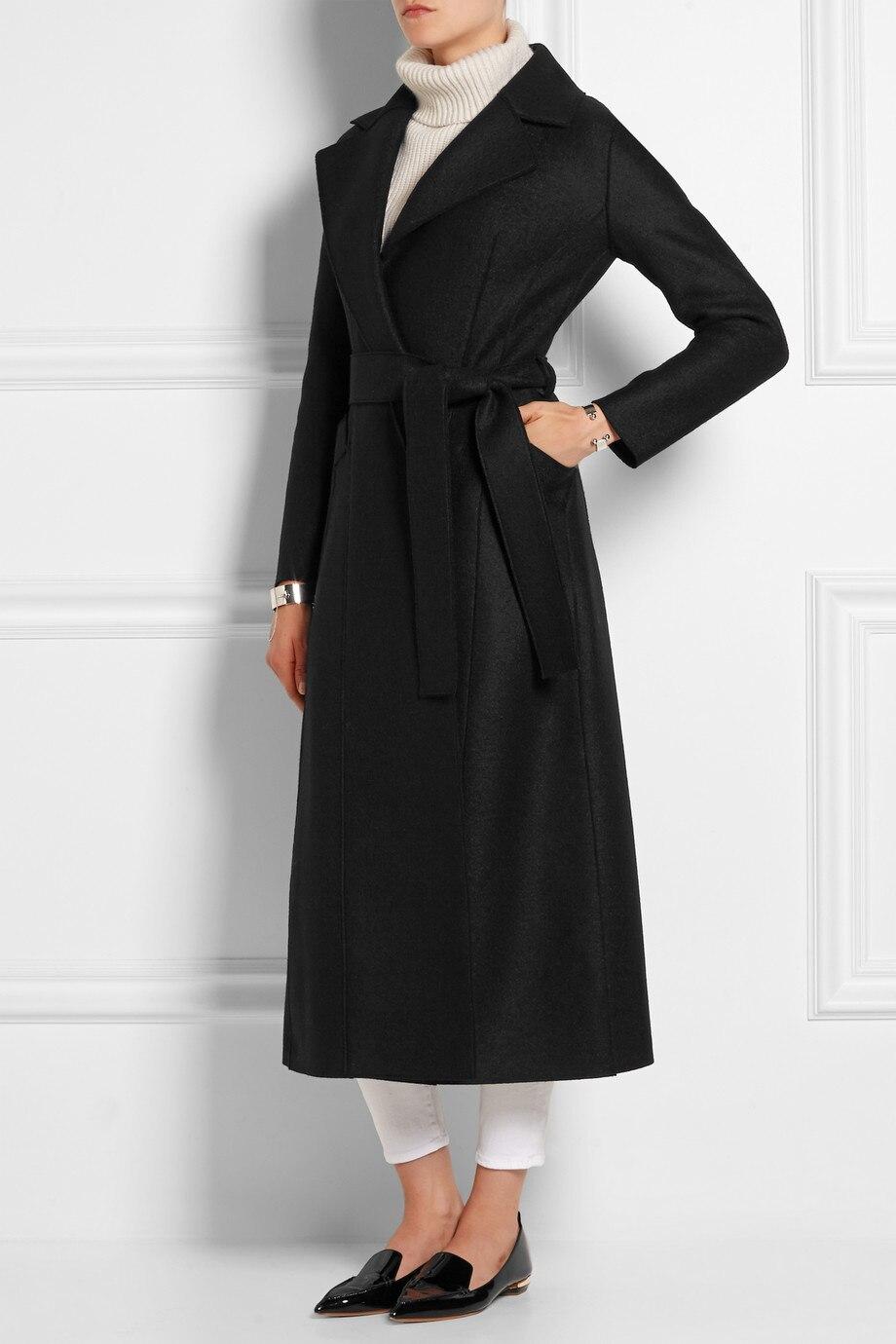 Popular Black Maxi Coats-Buy Cheap Black Maxi Coats lots from ...
