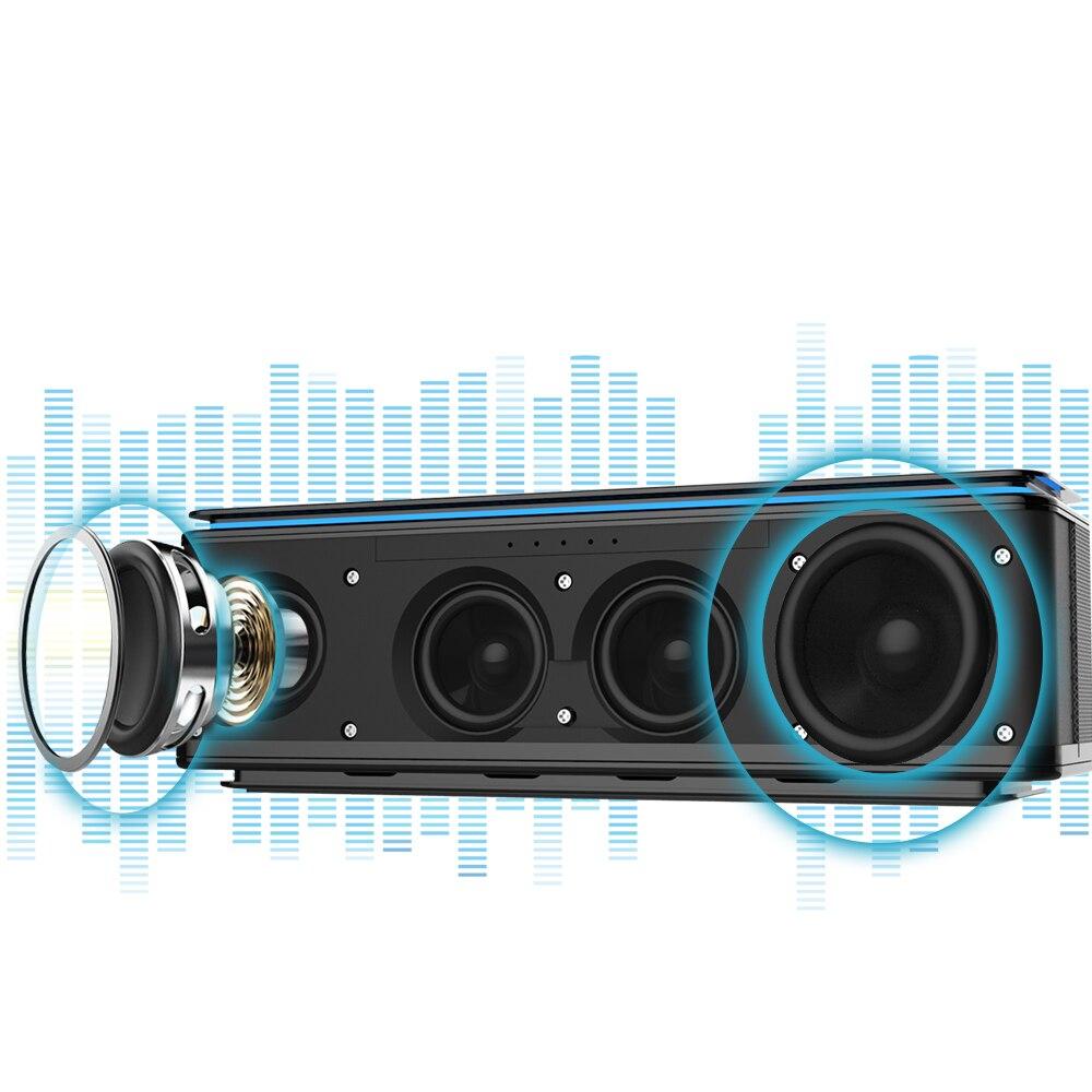 ZEALOT S7 Բարձրախոս սենսորային հսկիչ - Դյուրակիր աուդիո և վիդեո - Լուսանկար 4