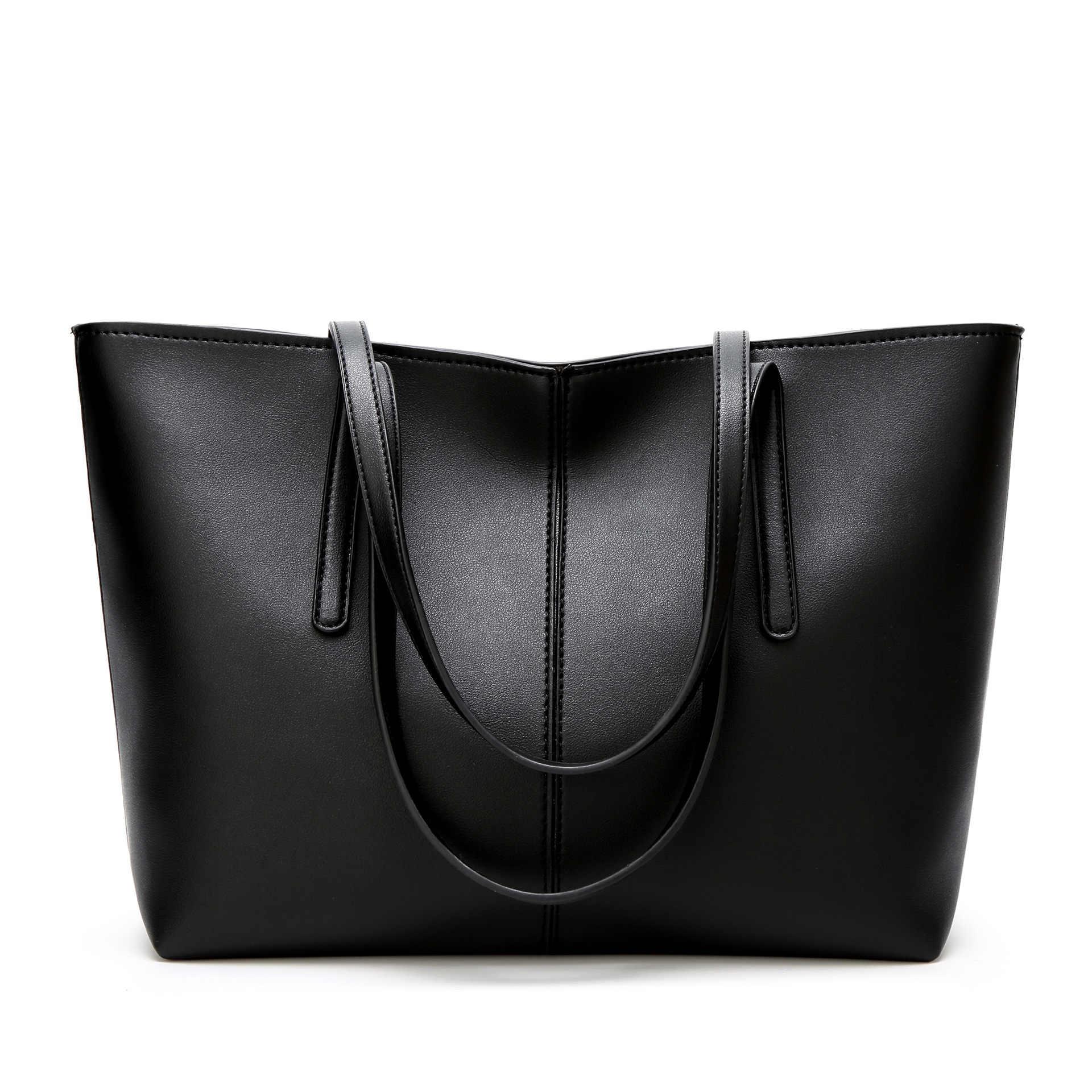 2019 yeni lüks hakiki deri çanta kadın çanta kadın deri tote çanta yüksek kaliteli bolsa feminina kese bir ana el çanta C1081