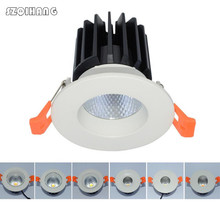 Hot!!! spotlights led day lights 10W embedded wash wall indoor lighting engineering home decoration commercial