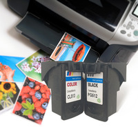 Universal PG CL 513 CL513 PG512 PG 512 CL 513 Ink Cartridges For Canon Pixma iP2700 MP230 2702 240 250 252 260 270 272 280