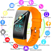 2019 LIGE New Smart Watch Men Women Heart Rate Blood Pressure Monitor Fitness Tracker Sport Smart watch Bracelet For Android IOS цена