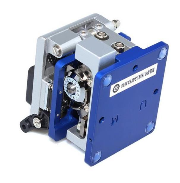 Image 5 - Cold Contact Dedicated Metal fiber cleaver FC 6S cutting fiber knife fiber optic cable cutter knife ftth tool-in Fiber Optic Equipments from Cellphones & Telecommunications