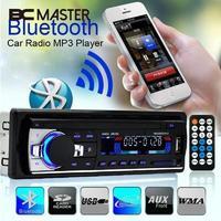 In Dash Car Auto Stereo Player Radio USB SD AUX FM Bluetooth Handsfree Head Unit