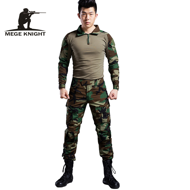 woodland clothing airsoft camouflage suit military unfirom paintball equipment military clothing combat shirt uniform ...
