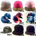 Galaxy Cosmos Snapback HipHop Hat   Floral Flower Hawaii snapback baseball Adjustable Baseball Cap for men