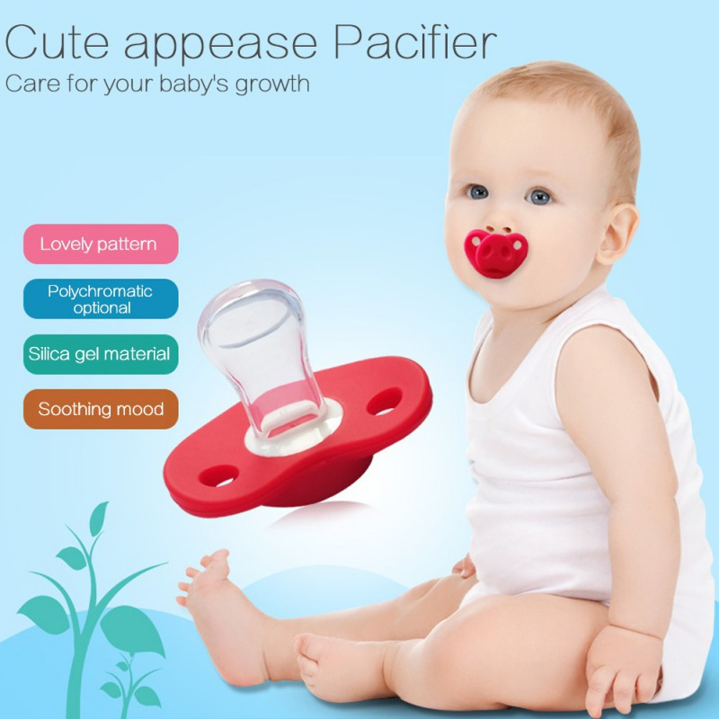 Pig Nose Nipple Silicone Orthodontic Baby Dummy Soother Teether Pacifier DB