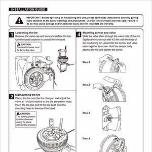 Image 4 - Autelタイヤ空気圧監視センサーmxセンサー 433 433mhzのユニバーサルプログラマブルtpms 433 用フォード用bmw用土地ローバーより