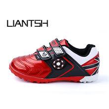 92c5c7f96 FG Football Shoes 2019 New Men Kids Boy AG Soccer Cleats Top Fotball Cleats  Futsal Chuteira