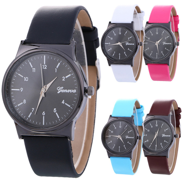 High Quality Watches Men Women New Simple Fashion Neutral Watch Business Brand L