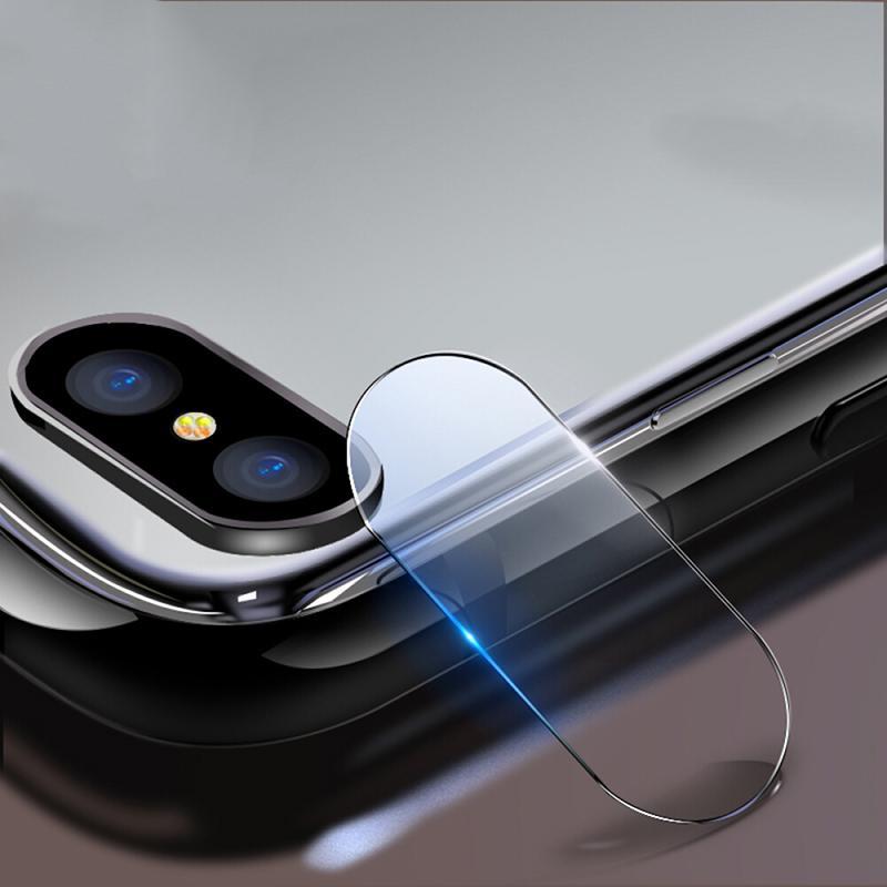 Camera Len Film Tempered Glass for iPhone 6 7 8 Plus glass Camera Glass Protector for iPhone 7 6 8 Plus Camera Lens Soft film