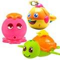 Tresbro Ferramenta de Pulverização de Água Brinquedo De Banho Animais Peixe Polvo Tartaruga de Água Do Banheiro de Plástico Brinquedos Para As Crianças