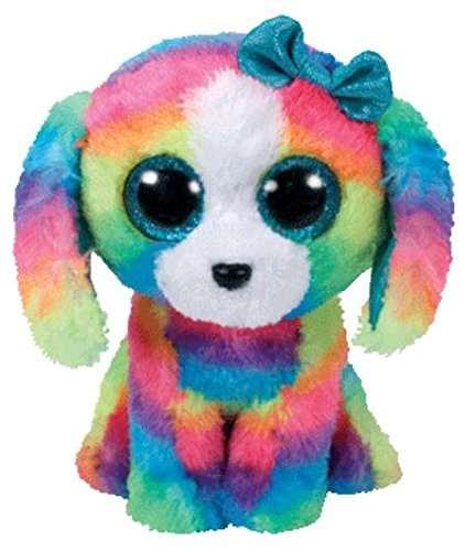 Online Shop 15CM Hot Sale Ty Beanie Boos Big Eyes Lola the Dog Unicorn  Ghost Plush Toy Doll Stuffed Animal Cute Plush Kids Toy juguetes  e74da8ae47a