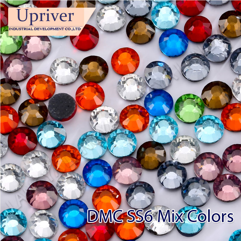 Mixed Colors 1440pcs DMC...
