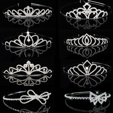Tiara de cabeça da coroa floral, acessórios de cabelo para mulheres e meninas, enfeite de cabeça e cabelo para casamento