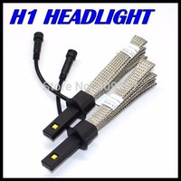 H1 LED Headlight LUXEON MZ Chips 20W 2500LM Car Fog Light Head LED Lamp Parking Lighting