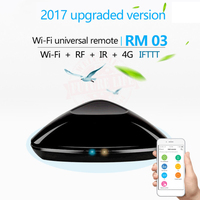 Broadlink 2017 New RM Pro RM03 Infrared Remote Control Smart Home Automation WIFI Wireless Remote Control