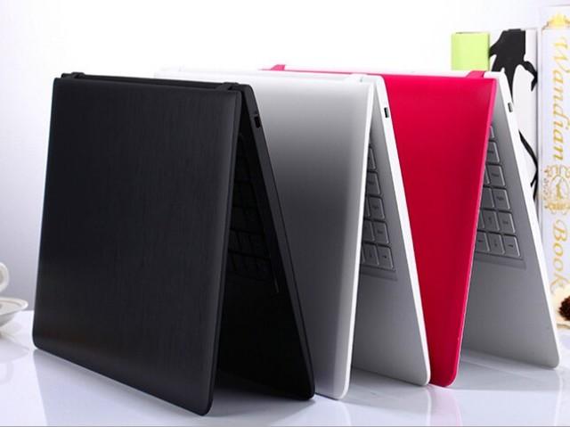 14 inch 2GB RAM 500GB HDD 32GB SSD ultra thin laptop computer 1920*1080 HD screen Dual core WIFI Windows 8 10 win10 notebook