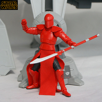 3.75 inch Star Wars figures Red guard model doll children's toys birthday present