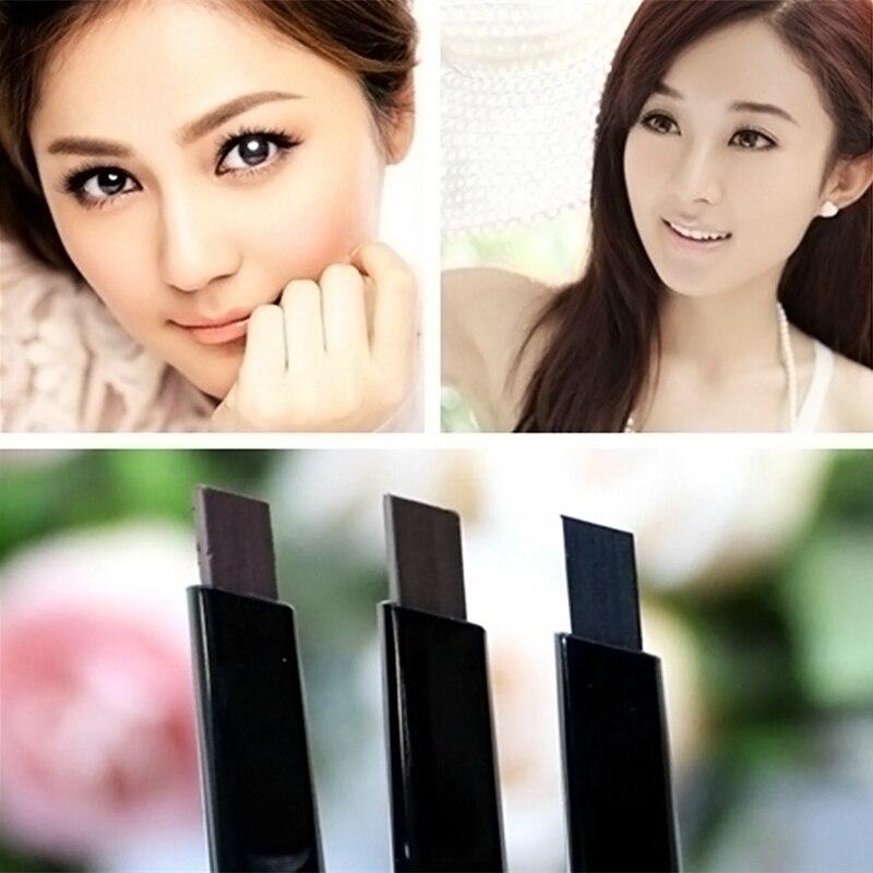 Schönheit & Gesundheit Learnever 1 Stück 5 Farben Neueste Automatische Augenbrauenstift Make-up Kosmetik Augenbraue Eyeliner Tools # M01099
