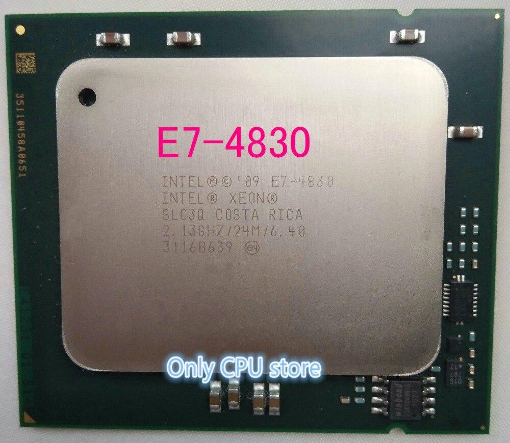 SLC3Q Dell Intel Xeon E7-4830 2.13GHz