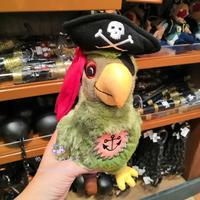 2019 New Caribbean Pirates Plush Toys Captain Jack,Bird,Skull Spoof Dolls for Children's Birthday Kid's Party