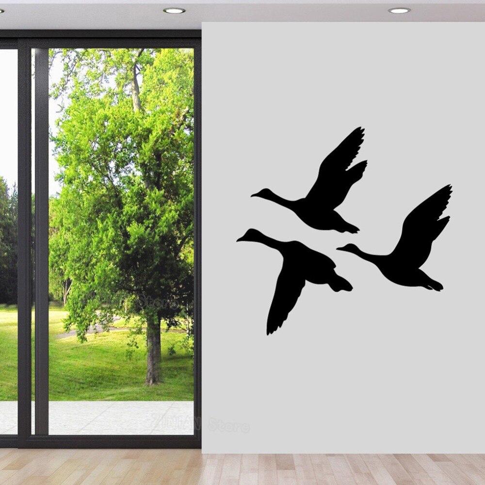 Aliexpress.com : Buy 3 Pieces per Set Flying Ducks Wall ...