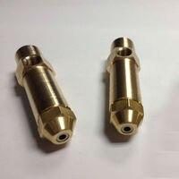 1 0mm Fuel Nozzle Siphon Air Atomizing Nozzle Two Fluid Nozzle Diesel Heavy Oil Waste Oil