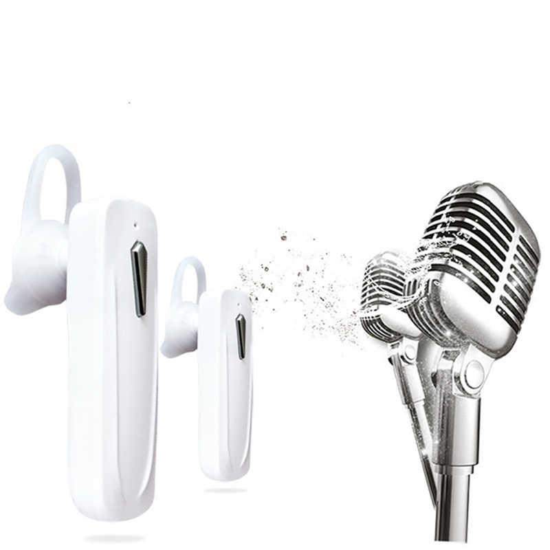 Słuchawki Bluetooth dla Cubot P20 X18 Plus J3 King Kong 3 uwaga S Honor 20 Lite 20i 10 10i 9 8 7 bezprzewodowe słuchawki sportowe słuchawki