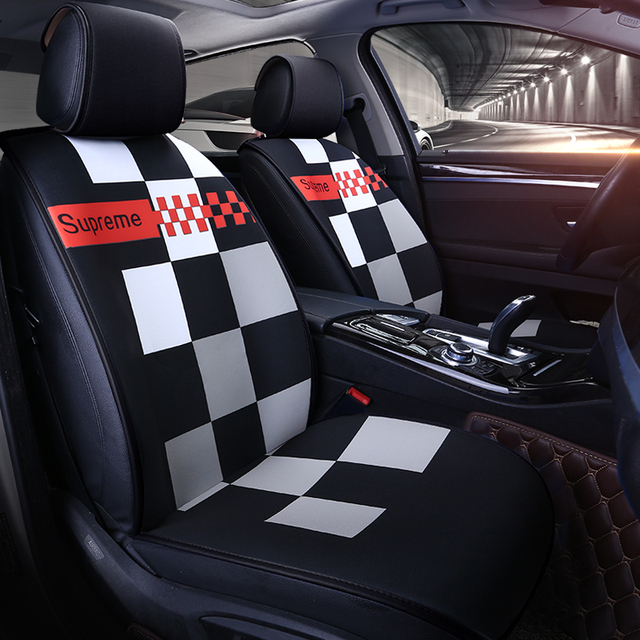 Car Seat Cover Car Seat Covers Universal For Honda Accord 7 8 9 Civic 5d Cr