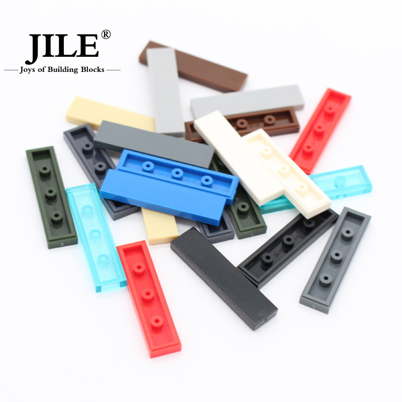 Free Shipping!moc tiles 1*4 2431 tablet DIY enlighten block bricks Compatible With Assembles Particles free shipping plate 1x2 w 1 knob diy enlighten block bricks compatible with assembles particles