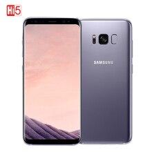 Original Entsperrt Samsung Galaxy S8/S8 PLUS 4GB RAM 64GB ROM Einzelne Sim Octa Core Android Telefon fingerprint handy