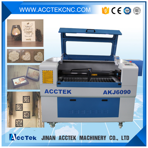 Jinan Acctek factory price 80w CO2 Cheap Mini Laser Engraving Cutting Machine/Widely Used 80W CO2 Laser Engraver and cutterJinan Acctek factory price 80w CO2 Cheap Mini Laser Engraving Cutting Machine/Widely Used 80W CO2 Laser Engraver and cutter