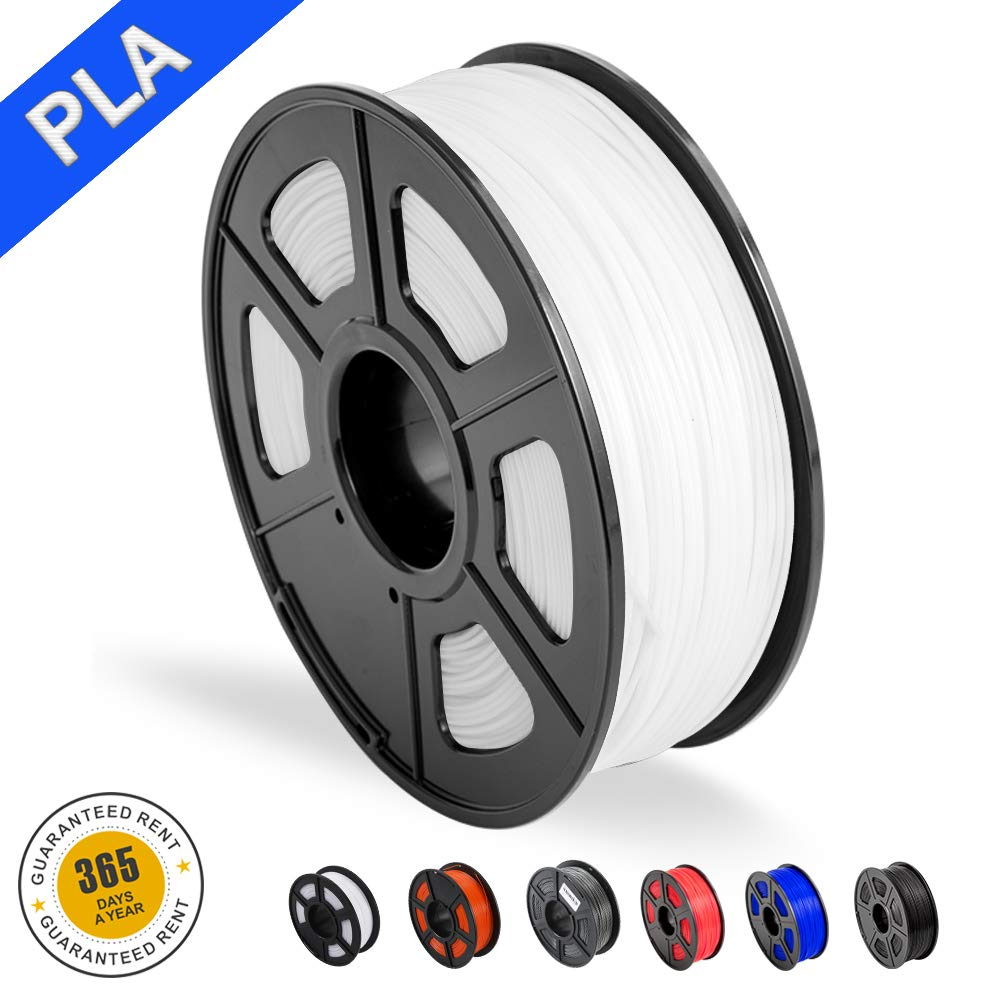 new DIY PLA 3D Printer Filament 1 75mm 1KG 2 2lb Spool Black PLA Printer Filament