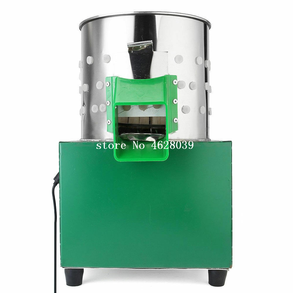 Small Chicken Dove Feather Plucking Machine Birds Depilator Plucker 110V 220V t