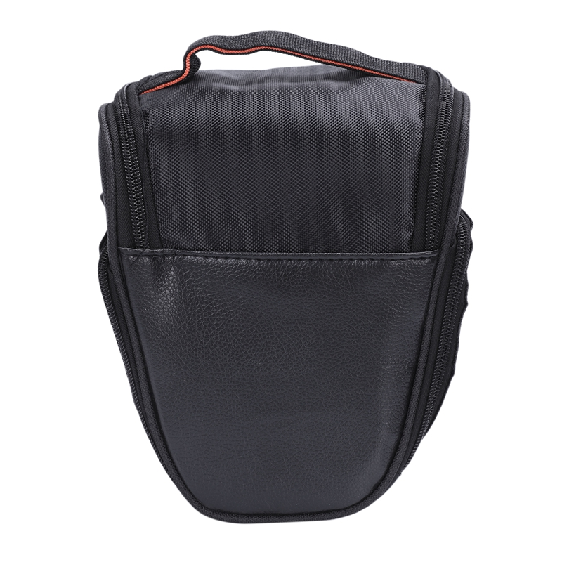 Camera Bag <font><b>Case</b></font> triangular Cover For -<font><b>Nikon</b></font> Dslr D3400 <font><b>D3100</b></font> D3200 D3300 D5500 D5300 D5100 D5200 D7300 D7200 D7100 D50 D60 D90 image
