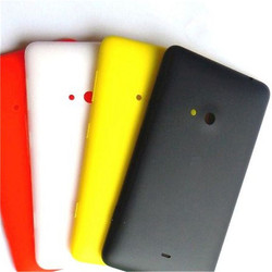 Back Cover case Replacement For Nokia 625,Genuine Housing, Battery Cover For Nokia lumia 625, with side button