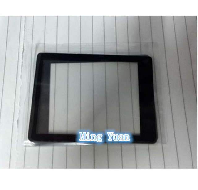 Nova Exibição Da Janela LCD (Acrílica) de Vidro Exterior Para Sony DSC HX50 HX50V HX50 Reparação Parte
