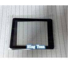 جديد lcd نافذة العرض (الاكريليك) الزجاج الخارجي لسوني hx50 hx50v hx50 اصلاح الجزء