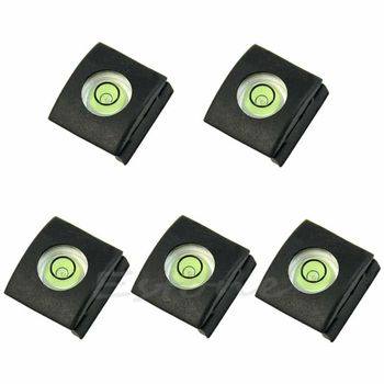 Hot Shoe Bubble Spirit Level Cover Cap For Canon Nikon Pentax Olympus Camera aneng 32x7mm bulls eye bubble degree marked surface spirit level for camera circular