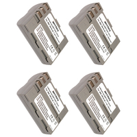 3 Pcs Lot EN EL3E EN EL3e ENEL3E EN EL3E Replacement Li ION Batteryies For Nikon